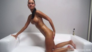 CzechCasting e1043 veronika 1418 a goddess of beauty and sexuality