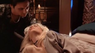 Busty Blonde Maria Ford nude The Glass Cage 1996
