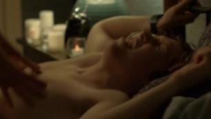 Beautiful Blonde Natalie Hall nude Plus One 1 2013