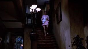 Divine Brunette Meg Tilly nude Psycho 2 1983