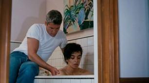 Nancy Travis nude Annabella Sciorra nude in nude scene Internal Affairs 1990