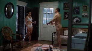Amy Irving nude nudity in sex scene Carried Away 1996