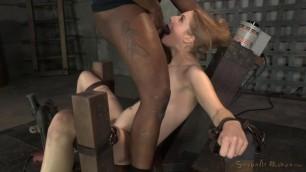 Ela Darling fucking the Redhead iNTERNAL SexuallyBroken