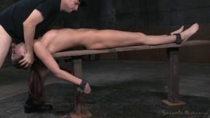 SexuallyBroken Bianca Breeze brunette wants to suck his dick