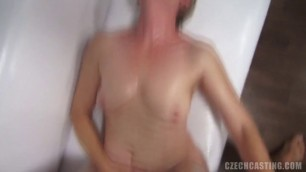 e1238 Jitka 0788 And this is only her first casting CzechCasting