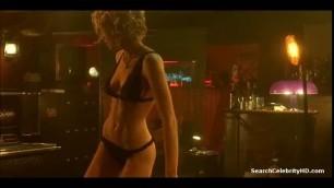 Rebecca Romijn and Rie Rasmussen Glaring celebrities Femme FATALE