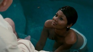 Fiery Ebony Emayatzy Corinealdi nude Hand of God s01e05 2014