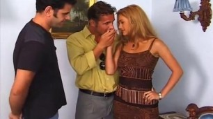 WoodmanCastingX woodman cast Sexual Blonde anal dp by 2