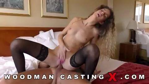 WoodmanCastingX Sexy girl wants sex dp woodman cast
