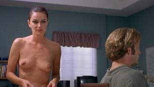 Attractive Brunette Paulina Porizkova nude Thursday 1998