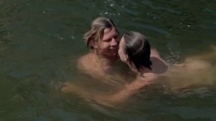 Unmatched Jenny Agutter nude Logans Run 1976