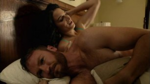 Alice Hunter nude Jenny Slate sexy boobs and sexy body House of Lies s03e05 2014