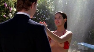 Sexy Brunette Phoebe Cates nude Fast Times at Ridgemont High 1982