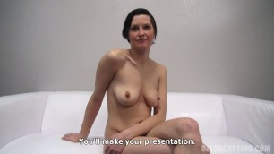 e1296 Miloslava 0672 She has mastered the magic of anal fucking and wet orgasms CzechCasting