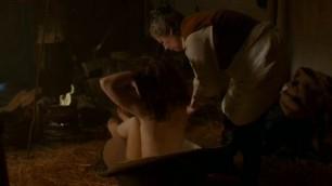 Koo Stark nude in lesbian sex scene Justine 1977