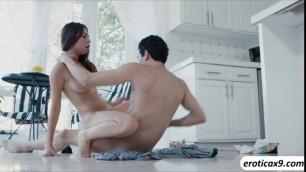 Melissa Moore enjoys a wild sexual affair