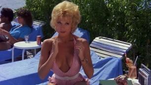 Fiery Leslie Easterbrook nude Private Resort 1985