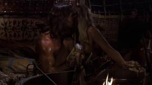 Amazing Blonde Sandahl Bergman nude Conan the Barbarian 1982