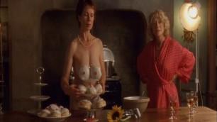 Engaging Women Helen Mirren nude Celia Imrie nude Julie Walters nude Penelope Wilton nude Calendar Girls 2003