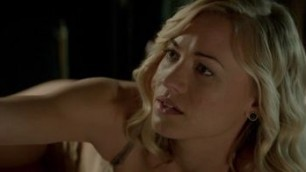 Yvonne Strahovski First nude scenes for beautiful aussie in Manhattan Night