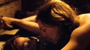 Franziska Wulf nude, Jana Pallaske nude tits and ass in sex scene - 12 Meter ohne Kopf (2009)