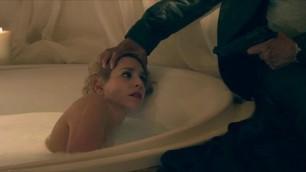Slender Blonde Julia Dietze nude - Bullet (2014)