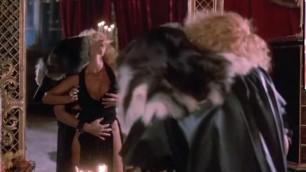 Mesmerizing Women Sybil Danning nude, Marsha A. Hunt nude - Howling 2 (1985)