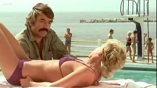 Sylva Koscina nude, Maitena Galli nude in nude scene - Les jambes en l'air (1971)