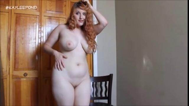 Saggy Tits Riding Dildo