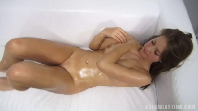 Dominika 2224 Beautiful Dominka has a perfect body and amazing ass! CzechCasting