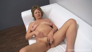 Drahomira 2117 It was impossible not to notice her perfect tits! CzechCasting