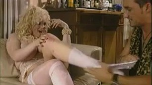 Family sex taboo - busty blonde vintage porn