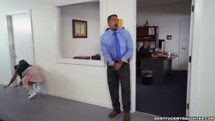 Victoria Valencia bitch fucking video Bring Your Daughter To Work Day