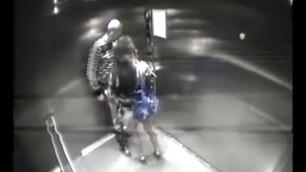 Caught fucking in public hidden camera