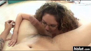 He was seduced by big ass aunt family taboo
