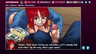 HENTAI HEROES Porn cartoon PART 1