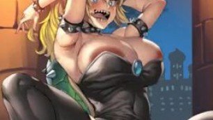 Amazing Blonde Girl BOWSETTE SEX II