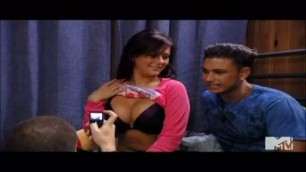 Big Boobs Jenni JWoww Farley Celeb Sex Video