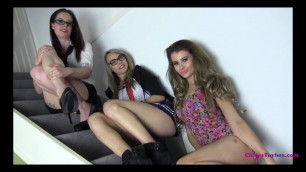 Chloe toy - you can see beautiful girls