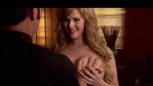 SARA RUE NUDE NATURAL BOOBS Woman