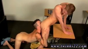CUTE NAKED MAN WITH BIG ERECTIONS FIRST TIME Blowjob scene
