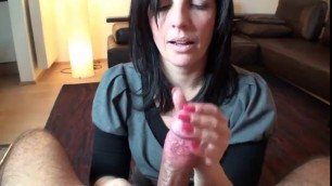 Klixen Mature Handjob - Nails Handjob (Part B)