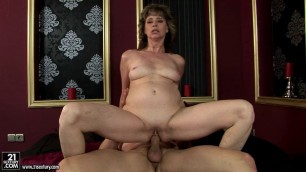 Judyt skinny mature what you want