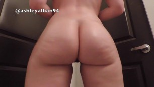Ashley Alban Nude Body - Ass Clap