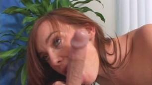 Dani Jensen - DJ Redhead girl getting fucked