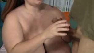 Dirty Lexxxi Luxe sucking cock