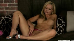 Good-looking Blonde Kayden Kross - [Solo] Live Chat 1