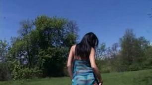 Jana Defi Brunette Outdoor - Motyl
