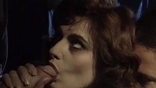 Romamia Anno 1945 Dracula in a movie Vintage porn