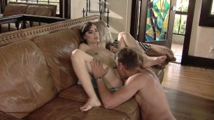 Sasha Grey fuck me - Throat 3.mkv